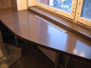 стол - подоконник